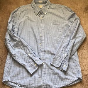Men's J. Crew Button-Up